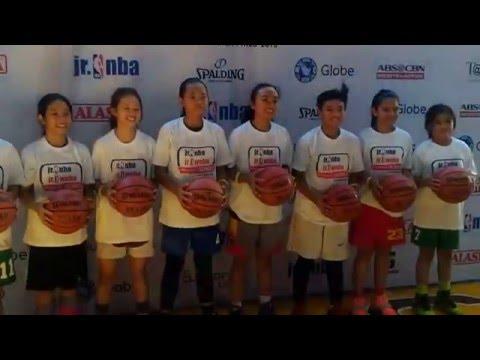 Manila Regional Selecrion Camp, Jr NBA / Jr WNBA Philippines Presented by Alaska