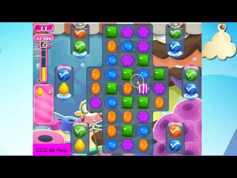 Candy Crush Saga Level 2563 NO BOOSTERS Cookie