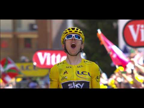 Geraint Thomas - My Tour de France