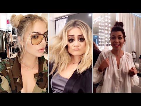 Khloe Kardashian | Snapchat Videos | September 2016 | ft Kendall Jenner, Rob & Kourtney Kardashian
