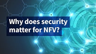 Why Does Security Matter for NFV?