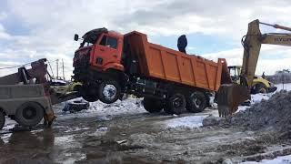 видео Грузовая эвакуация