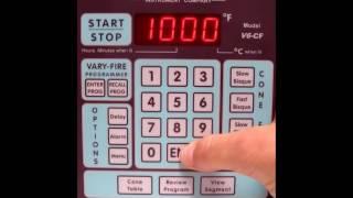 bartlett instrument v6cf full power test