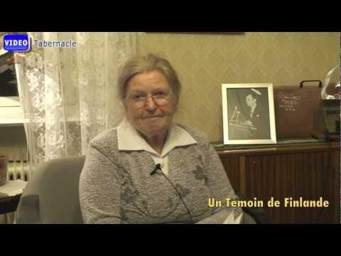 Sr Oili Blom - Un Temoin de Finlande, 04/01/2013