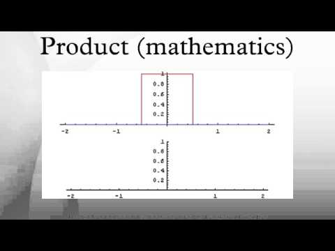 Product (mathematics)