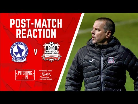 POST-MATCH REACTION: Boss Lashenko speaks after a draw at Larkhall