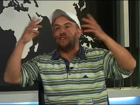 كارثة المرحوم عبد السلام مايدي يحكي حكايته كاملة عبر النهار ومغامرات في جنيف شاهد الفيديو 2012