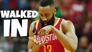 """James Harden """"Walked In"""" Mix HD"""