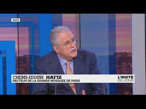 """Chems-Eddine Hafiz: """"On ne peut pas laisser les mosquées de France sans imams"""""""