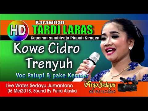 Karawitan TARDI LARAS (HD) Kowe Cidro - TRENYUH