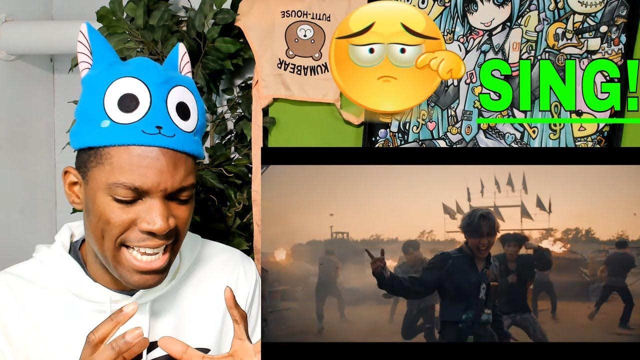 PENTAGON- 'Basquiat' Performance Video REACTION