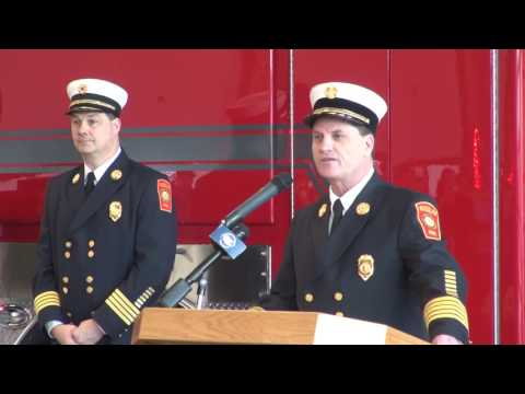 North Randolph Fire Station Ribbon Cutting/Open House 2017
