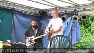 THAT'S WHAT DREAMS WERE MADE FOR – DAN STUART (ft. Antonio Gramentieri) live@BUSCADERO DAY 2014 jul.