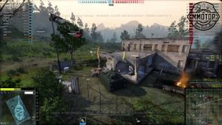 Armored Warfare- LetsPlay от MMOTOP.ru