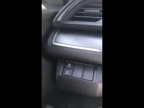 Tire Pressure Light Stays On 2017 Honda Civic LX