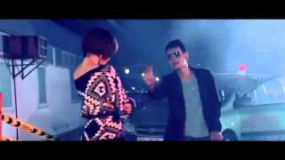 Xin Anh Dung - Justa Tee ft Emily ft Lil Knight - Full MV(Giầy Lười)