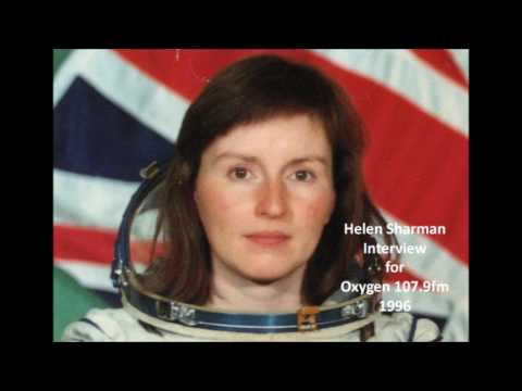 Radio interview with Helen Sharman for Oxygen 107.9fm