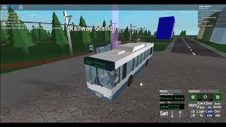 Roblox urbanmove ep2s1 ligne 189 de ralway station a forest park