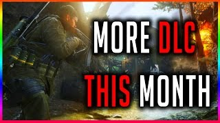 MORE *NEW* DLC COMING TO BLACK OPS 3 THIS MONTH!?! #MARCHREMASTERED INFO AND THEORIES (Call Of Duty)