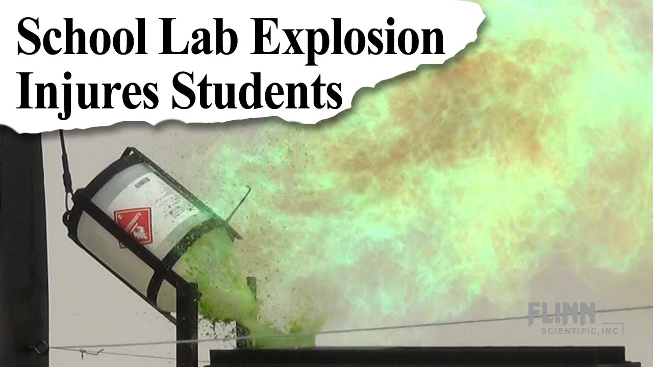 how to make laughing gas in school lab
