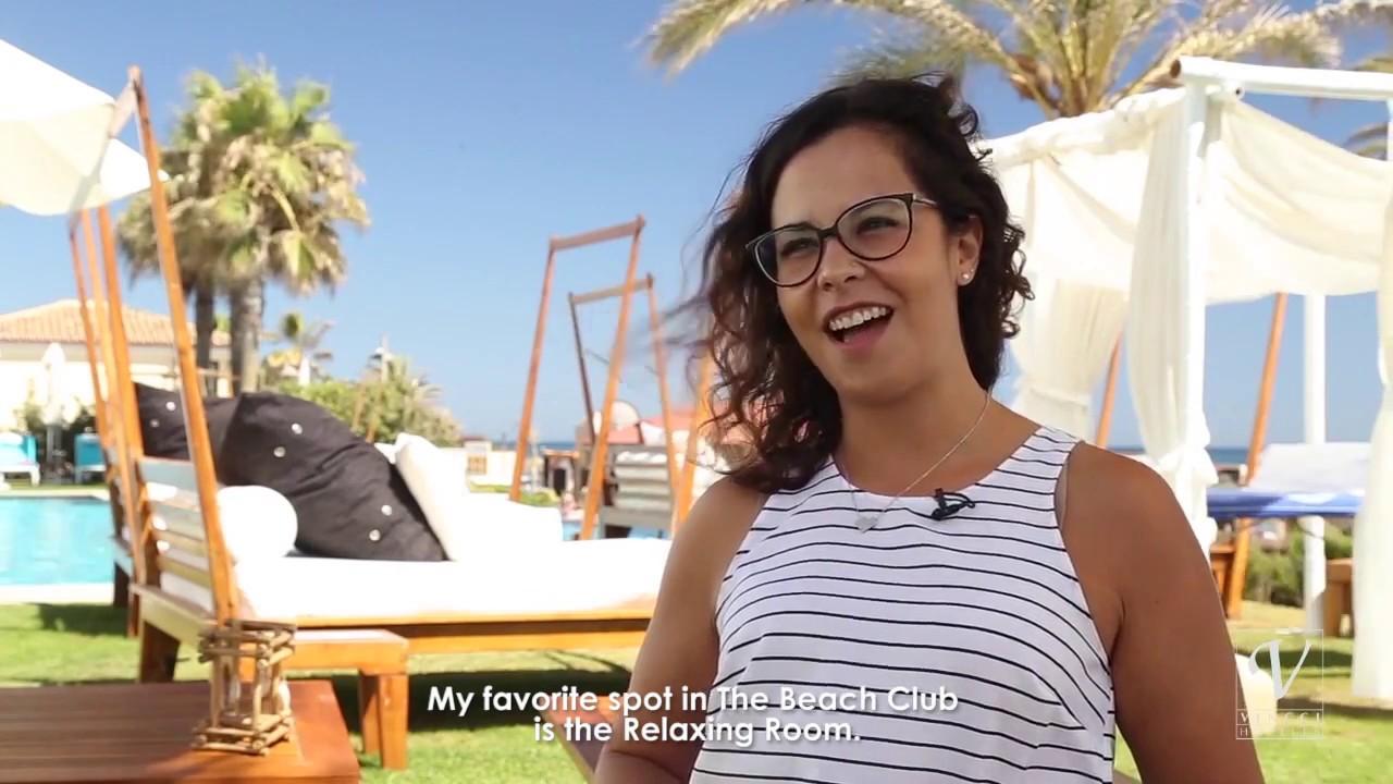 Beach club estrella del mar in marbella vincci hoteles - Estrella del mar beach club ...
