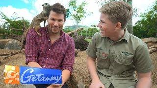 Australia Zoo with Robert Irwin | Getaway 2018