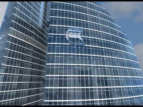 Астерос построил офис ВТБ в башне Федерация