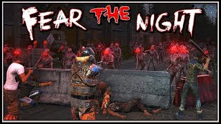 A New Zombie Apocalypse, They Hunt At Night - Fear The Night