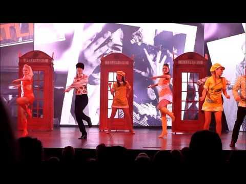 P&O Britannia Headliners Theatre Show Clip June 2017