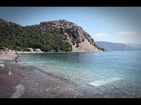 Ozcan Hotel Beach Turunc Turkey