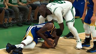 NBA 2K20 Tacko Fall My Career - MUST WATCH NBA FINALS GAME!