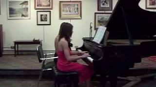 Samantha ~ Student of Ralph Iossa Plays Winston Live