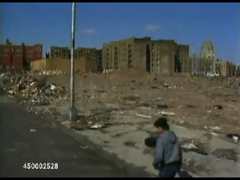 New York South Bronx 1982