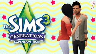 Let's Play: The Sims 3: Generations - (part 7) -  Attacked!!