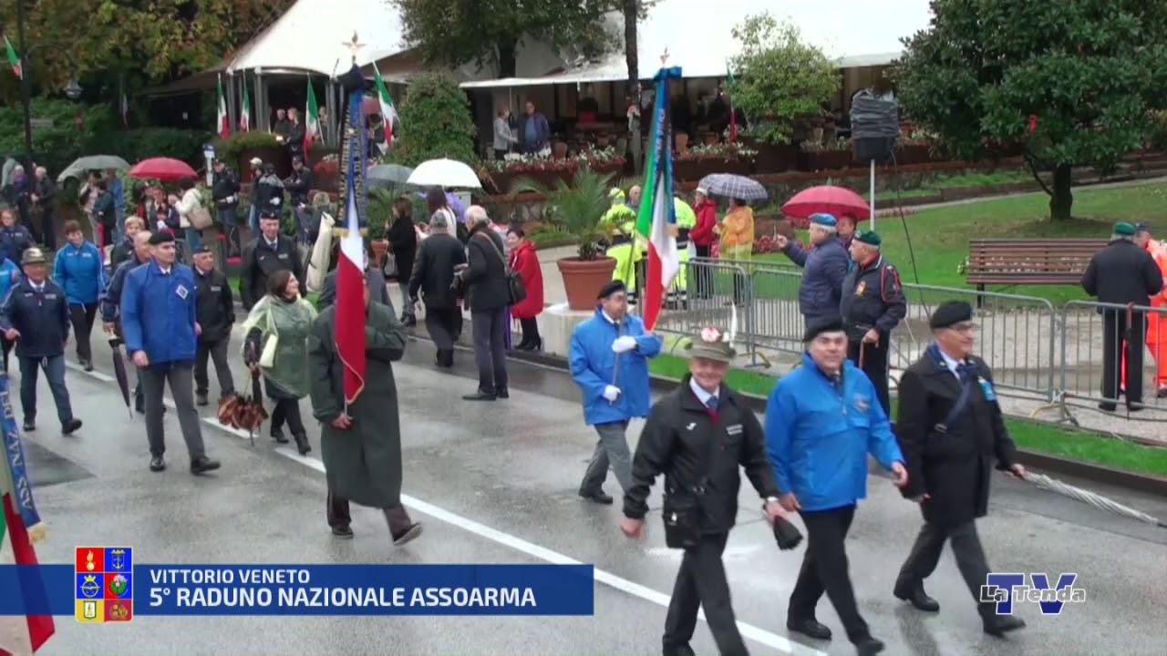 5° Raduno Nazionale Assoarma - Vittorio Veneto