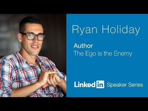 LinkedIn Speaker Series: Ryan Holiday