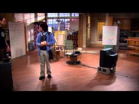 THE BIG BANG THEORY 'When Leonard Met Sheldon' Clip 720p HD