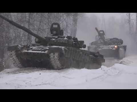В Саратовской области проверили боеготовность войск