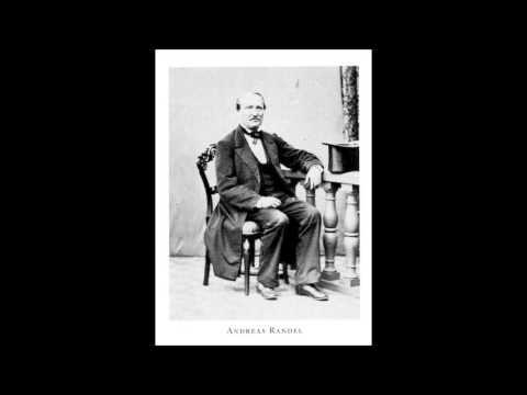 Andreas Randel  Quatuor brillant in Fminor 1830s