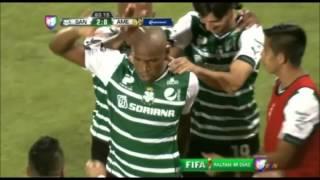 Santos vs América