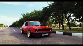 Vw golf mk1 made for Japan 2017