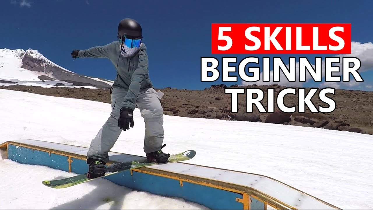 8 vital tips for the beginning snowboarder - Matador Network
