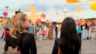 видео Шоу Kooza (Куза) в цирке дю солей