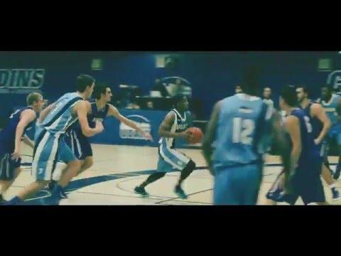 UQAM Les Citadins Basketball masculin saison 2015-2016