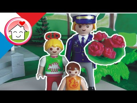 Playmobil en français La proposition de mariage - La famille Hauser
