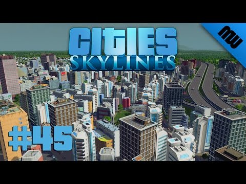 Freizeitpark ● Let's play Cities Skylines #45