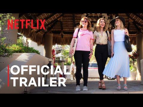 Desperados Official Trailer Netflix Youtube