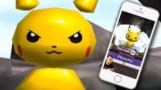Pokemon Rumble Rush - Gameplay 100% Walkthrough Part 5: PIKACHU Super Boss! (Android & IOS)