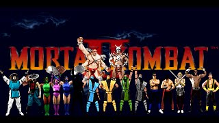 Mortal Kombat II ® Intro Game