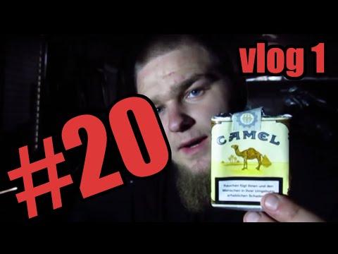 #20 Wszystko O Paleniu - Vlog (Camele Bez Filtra)